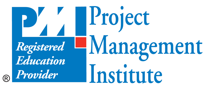 Registered Education provider pmi logo